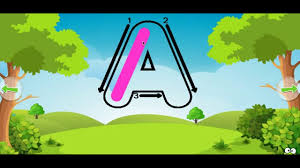 abc coloring games kids