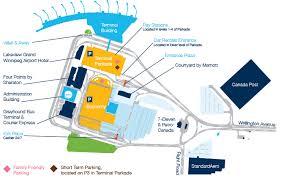 winnipeg map parking maps winnipeg armstrong richardson international