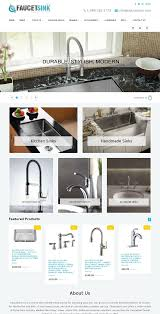 Allora Kitchen Faucet by Showtime Shopify Theme Websites Examples Download Showtime