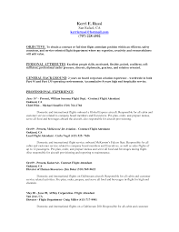 Resume Sample Format No Experience by Sample Resume For Cabin Crew With No Experience Free Resume