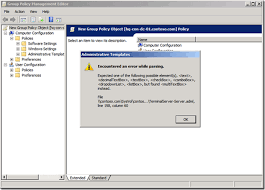 windows 7 windows server 2008 r2 and the group policy central