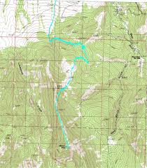 Google Maps Montana Hiking To Mount Ellis