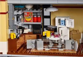 lego kitchen lego ghostbusters firehouse kitchen 2