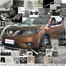 nissan chrome online shop for nissan x trail xtrail t32 rogue 2014 2015 2016 car