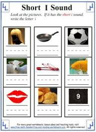 short a sound worksheets circle the word that best describes the
