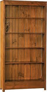 Chestnut Bookcase 101 Best Craftsman