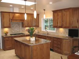 custom kitchen cabinets design for island u2013 home improvement 2017