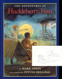huckleberry finn by mark twain signed abebooks