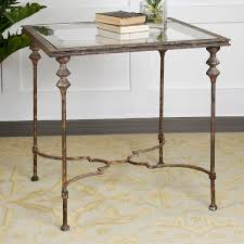 metal and glass end tables black metal and glass end tables luxury coffee table marvelous side