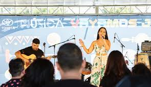 park place lexus ceo toyota music den shines the spotlight on emerging artists at ruido