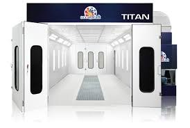 paint booths spray booths spray systems state shipping titan downdraft paint booth accudraft