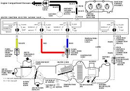 ac heater vacuum lines mustang forums at stangnet