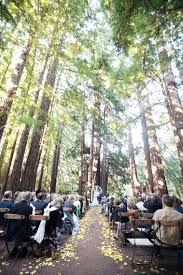 Wedding Venues In California Destination Wedding Among The California Redwoods