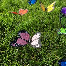 butterfly garden ornaments patio décor butterfly supplies