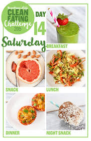 here u0027s a two week clean eating challenge that u0027s actually delicious