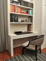 bureau bibliothèque intégré bibliotheque bureau integre meuble avec bureau intacgrac