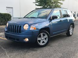 2007 jeep compass recall 2007 used jeep compass 2wd 4dr sport at revved motors serving