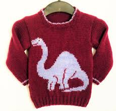 knitting pattern for boys and girls dinosaur hoodie pdf