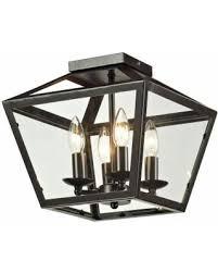 flush mount ceiling light fixtures oil rubbed bronze surprise 33 off elk lighting 31506 4 alanna 4 light flush mount