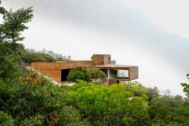 the contemporary narigua house in mexico by p0 architecture idolza