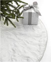 white tree skirt tree skirts a white christmas