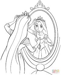 rapunzel coloring page disney princess coloring pages rapunzel