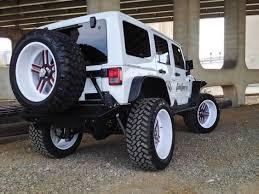 lj jeep truck jeep tj lj rear bumper u0026 tire carrier fab fours