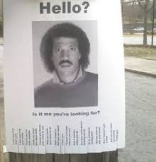 lionel richie cheese plate lionel richie hello flyer things that make me laugh