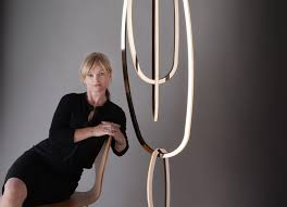 niamh barry designs stunningly abstract lighting galerie