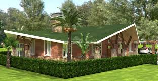 house with 4 bedrooms kare 4 bedroom bungalow house plan david chola architect