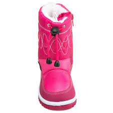 Rugged Bear Jackets Rugged Bear Pink Snow Boots For Little And Big Girls Save 50