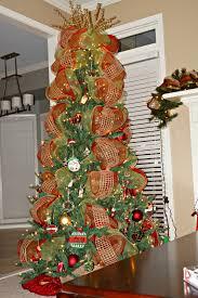 Christmas Tree Skirt Burlap Sowell Life A Little Burlap This Holiday Season