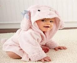 robe de chambre bébé peignoir sortie de bain animaux pour bébé robe de chambre mouton