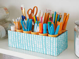 Desk Organizer Diy 15 Interesting And Useful Diy Desk Organizers