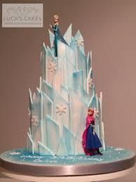 frozen ice castle cake cumple 7 vic pinterest frozen cumple