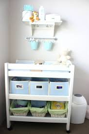 Diaper Organizer For Changing Table Hanging Diaper Caddy For Changing Table Diy Change Organiser Image