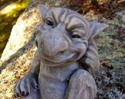 gargoyle statue etsy