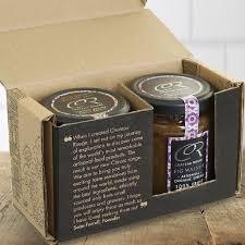 Seeking Honey Organic Jam Honey Gift Sets 100 Corsica Fruit