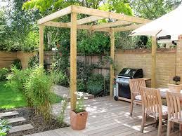 small garden natural decoration design ideas british garden