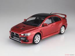 mitsubishi red mitsubishi cz4a lancer evolution x final edition 15 red metallic