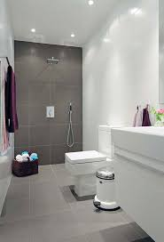 bathroom bathroom floor tile ideas in white and grey themed