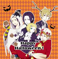 anime happy halloween lenore the cute little dead zerochan anime image board