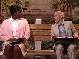 Sofa King Saturday Night Live by Snl U0027 Mocks Attorney General Jeff Sessions With U0027forrest Gump