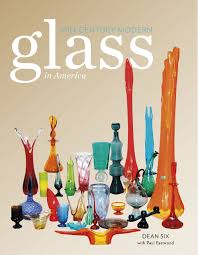 mid century modern glass in america dean six paul eastwood