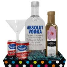 vodka gift baskets build a basket vodka pre designed gift baskets