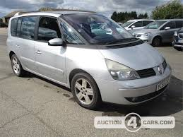 renault espace used renault espace cars for sale motors co uk