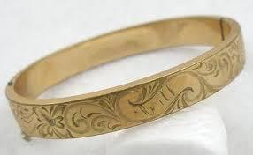 monogram bracelet gold l m co gold filled monogram bracelet garden party