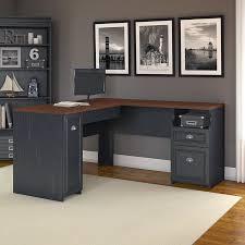 Bookcase Filing Cabinet Combo Desk Bookshelf Combo Wayfair