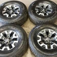 toyota tacoma road wheels toyota tacoma trd road wheels tires wheels