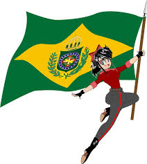 marly killer brazilian monarchy flag by glaubergleidson on deviantart